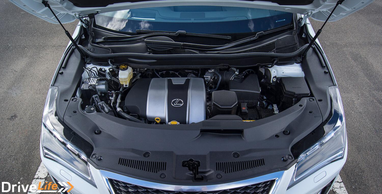 Lexus RX350 F-Sport-21