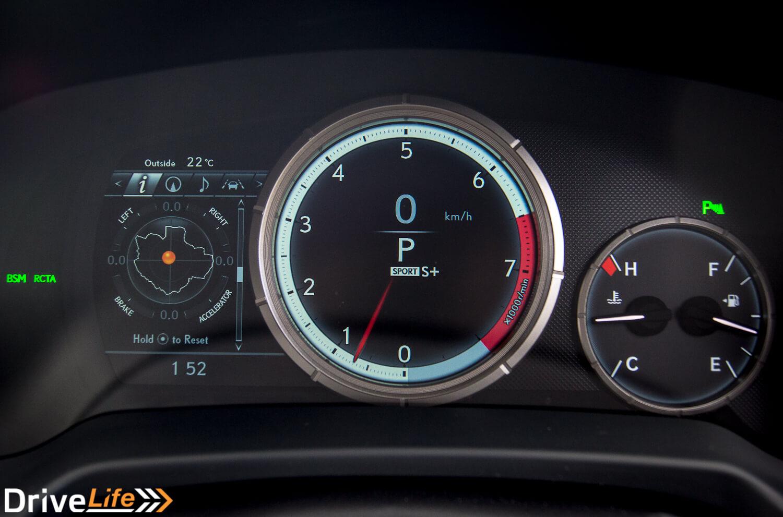 Lexus RX350 F-Sport-24
