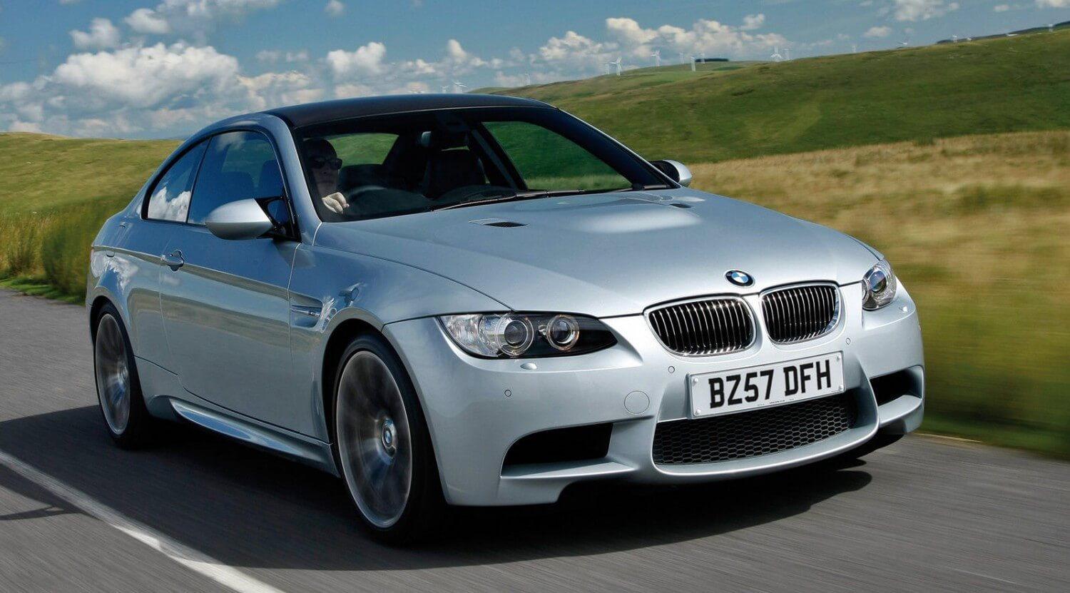 BMW-E92-M3-Coupe