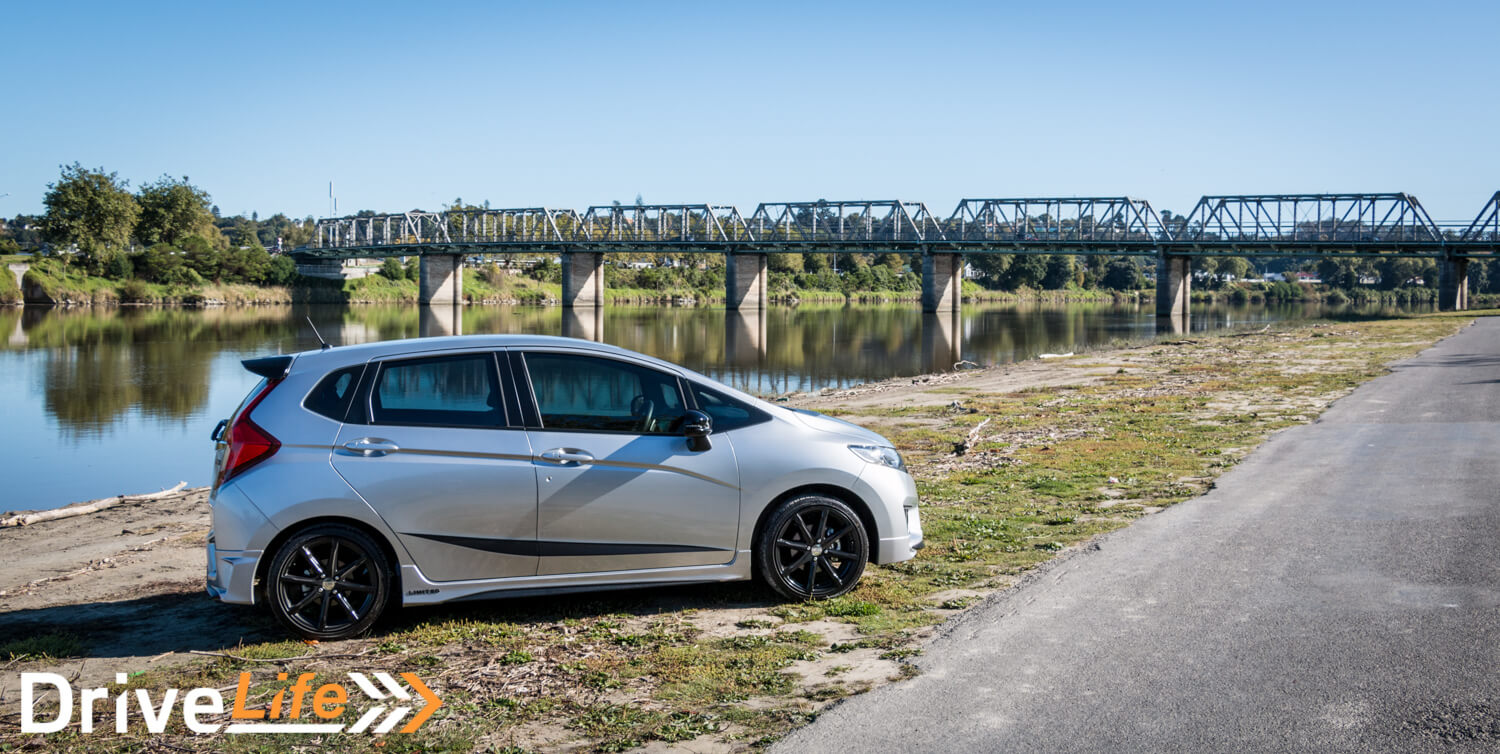 2015 Honda Jazz Rs Sport Limited Car Review Drivelife Civic 3803