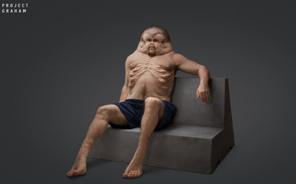 graham-sculpture-that-represents-a-human-evolved-to-survive-car-crashes