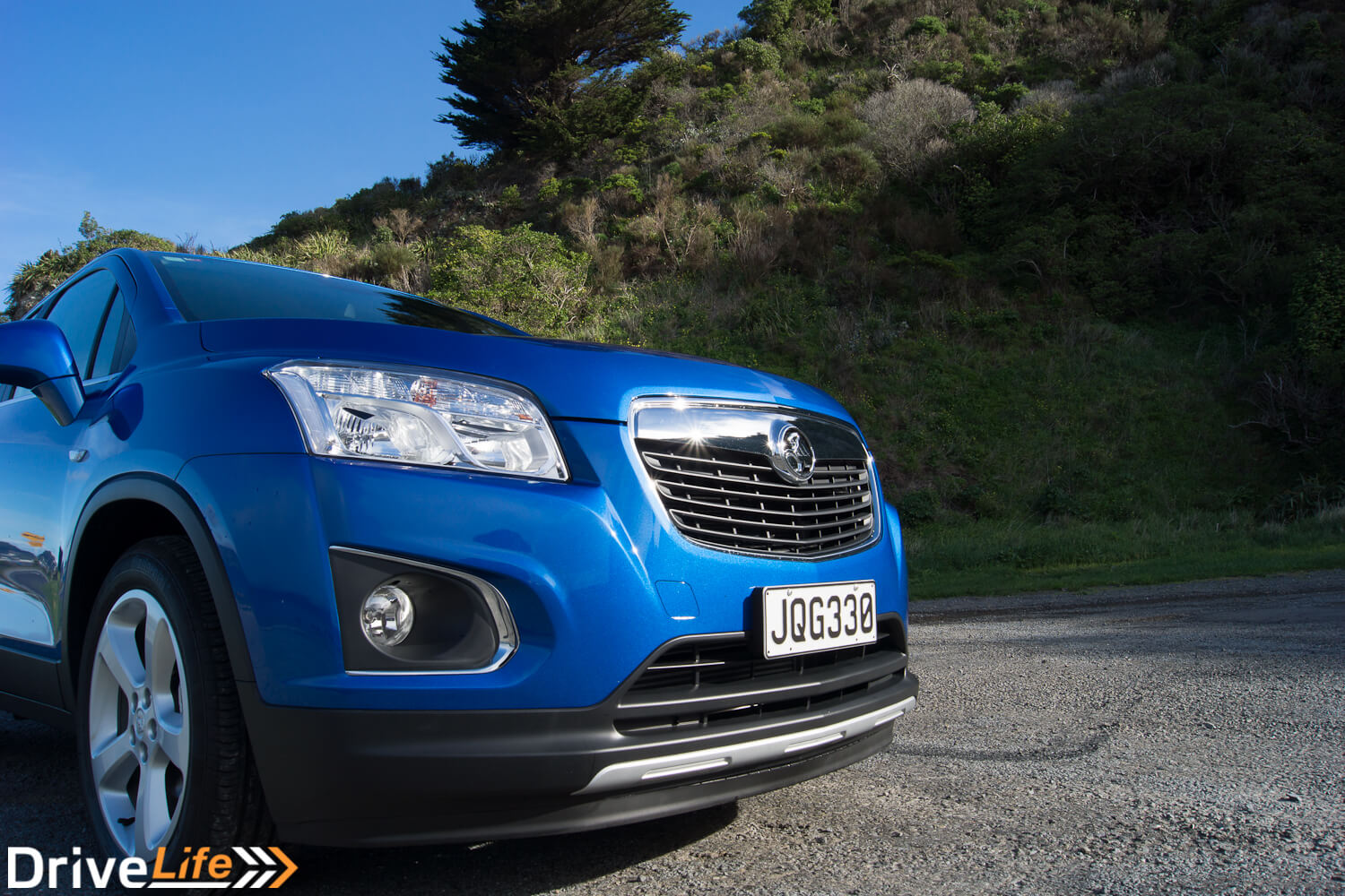 Holden Trax LTZ - Car Review - The Small Big Blue SUV - DriveLife
