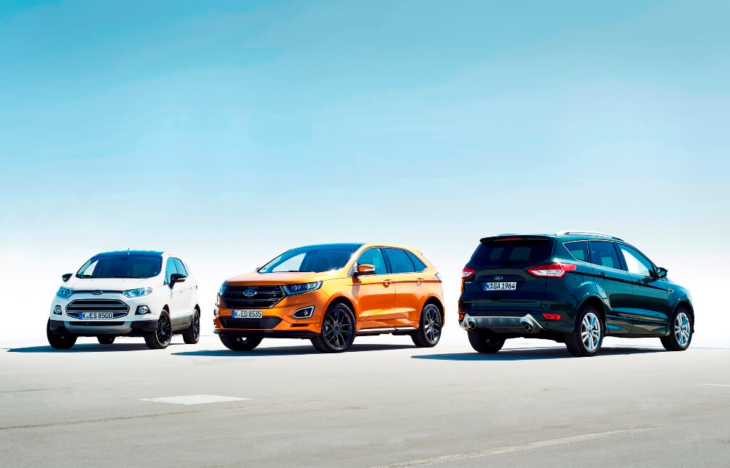 press release : ford edge to join ford new zealand's local suv line
