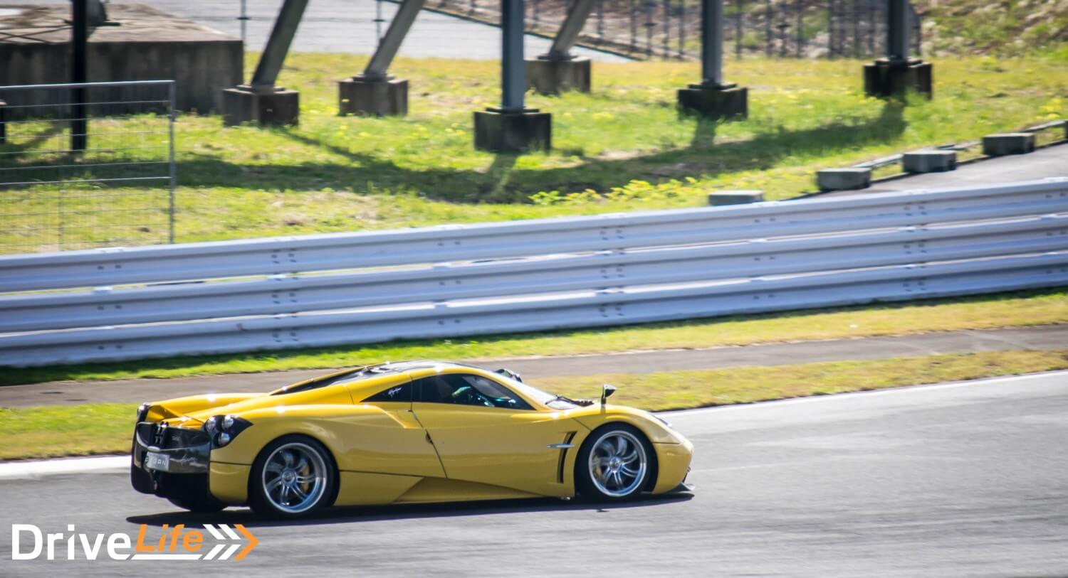 pagani-touge-drive-japan-fuji-huayra-yellow