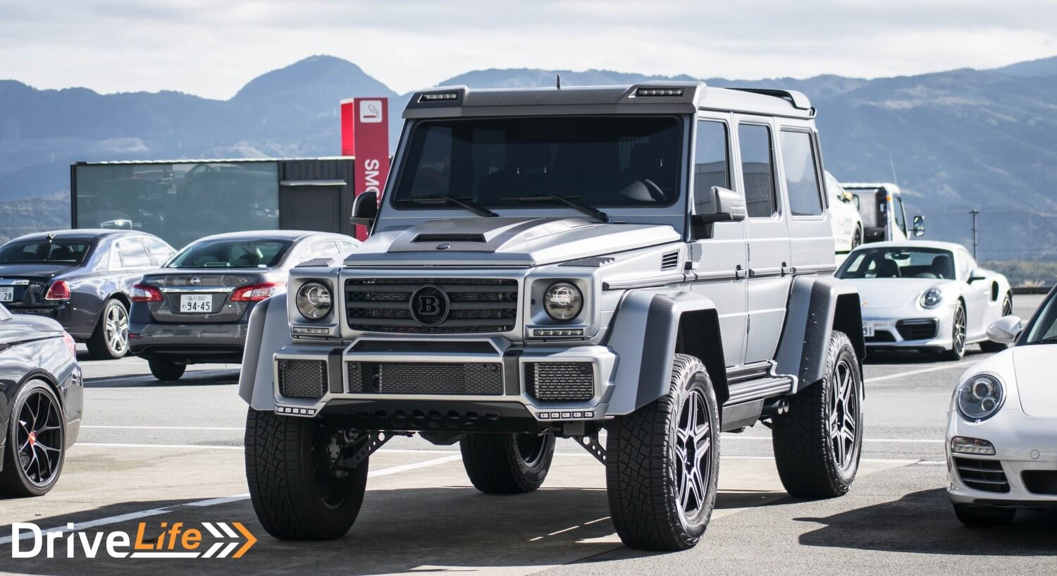 pagani-touge-drive-japan-fuji-mercedes-benz-g500-4x4