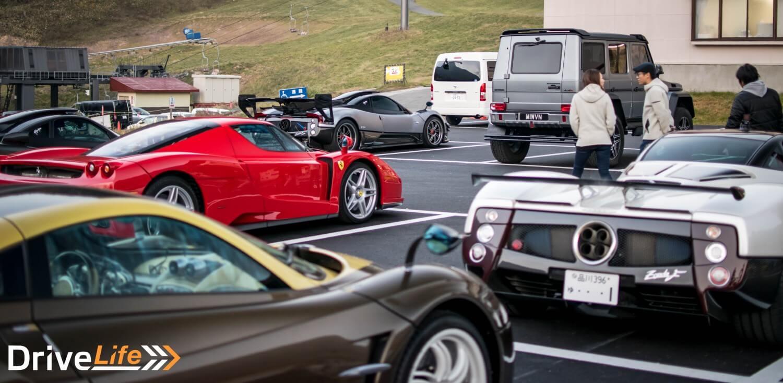 pagani-touge-drive-japan-nikko-parking