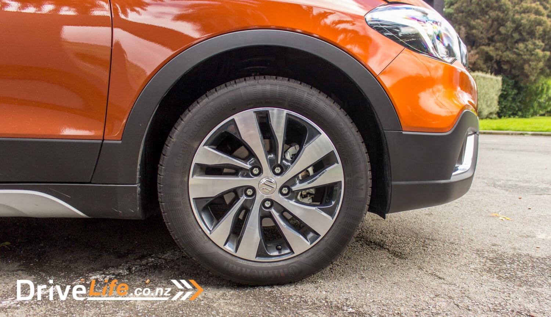 2017 Suzuki S Cross Car Review Drivelife Drivelife