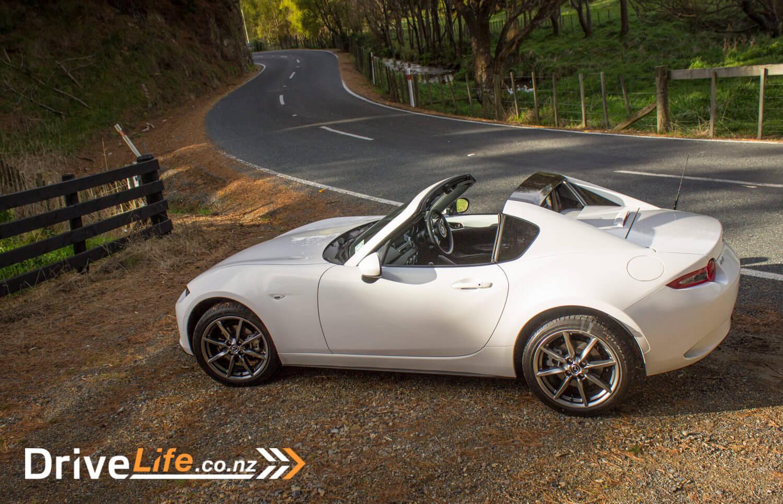 2017 Mazda Mx 5 Rf Limited Car Review Still A Real Mx 5
