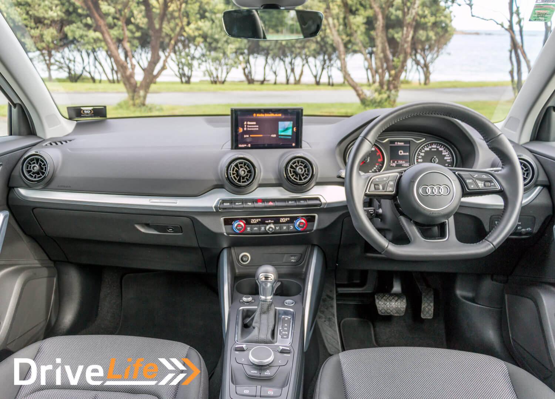 2017 Audi Q2 Sportline Car Review Competent Urban Suv
