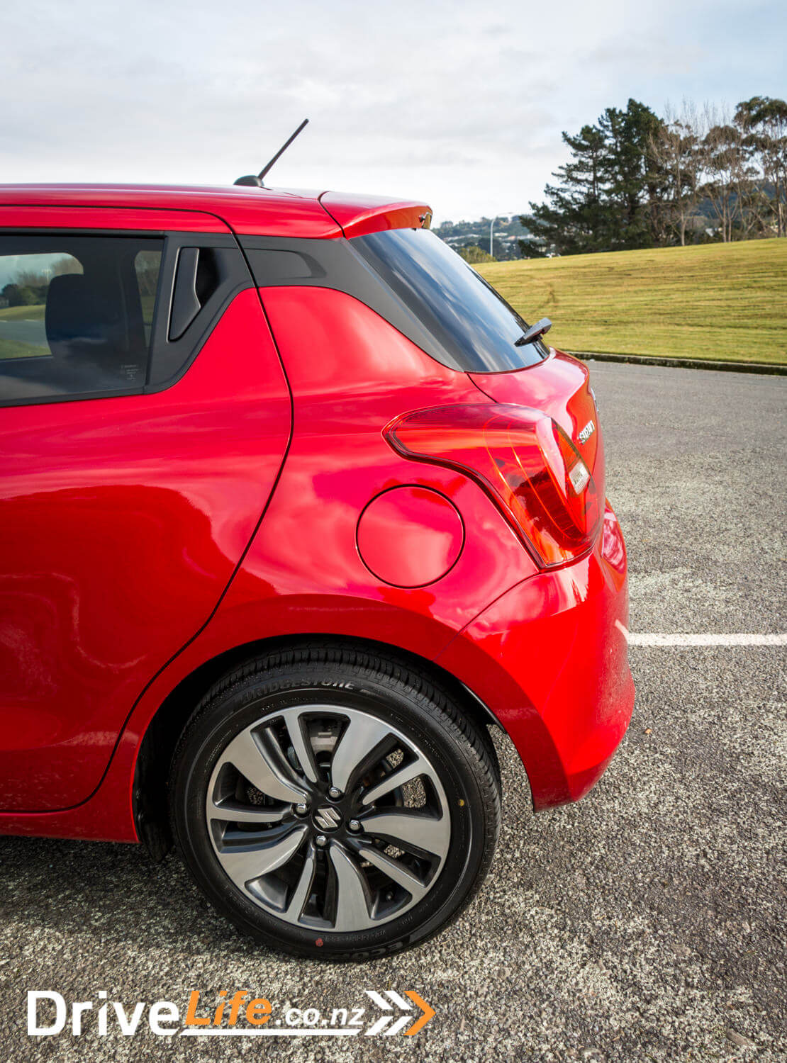2017 Suzuki Swift Rs Car Review Swift By Name