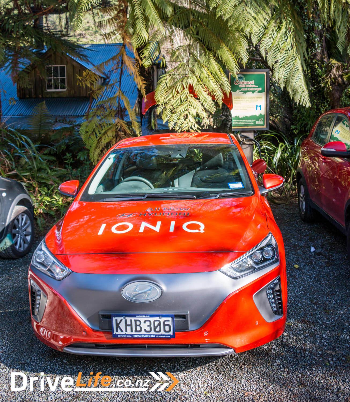 2017 Hyundai Ioniq EV - Car Review - Electric Dream? - DriveLife