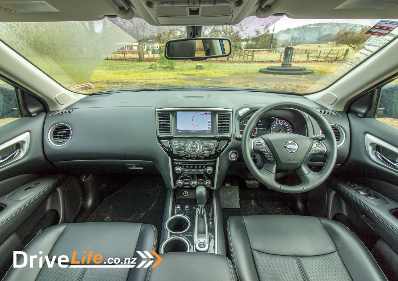 2017 Nissan Pathfinder Ti – Car Review – Ski Trip SUV - DriveLife ...