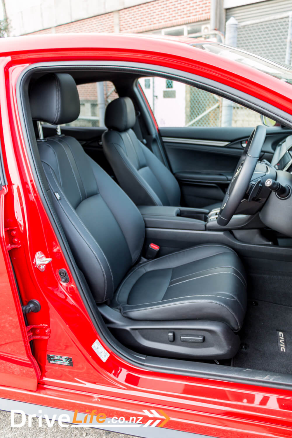 Smaller Than The Sedan But The Rear Seats Split 60/40 And Drop Flat For  Longer Items, Giving You 1203 Litres Of Space.