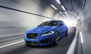 2013 Jaguar XFR-S unveiled at LA Auto Show