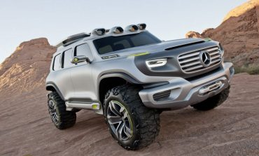 Mercedes-Benz 'Ener-G-Force' Concept