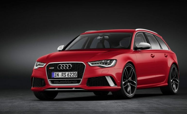 First Official Photos of the 2013 Audi RS6 Avant