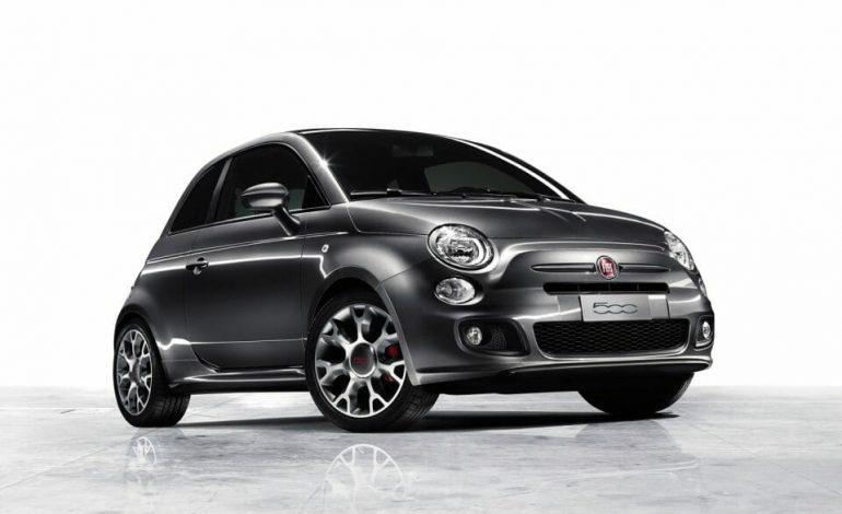 Fiat unveil the 500S