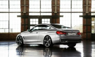 2013 BMW Concept 4 Series Coupe