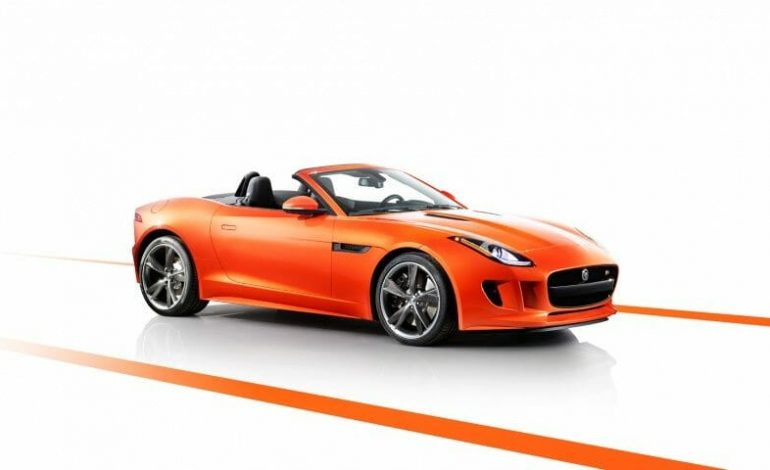 New Photo's of Jaguar's F-Type S