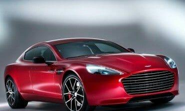 Aston Martin reveals 2014 Rapide S