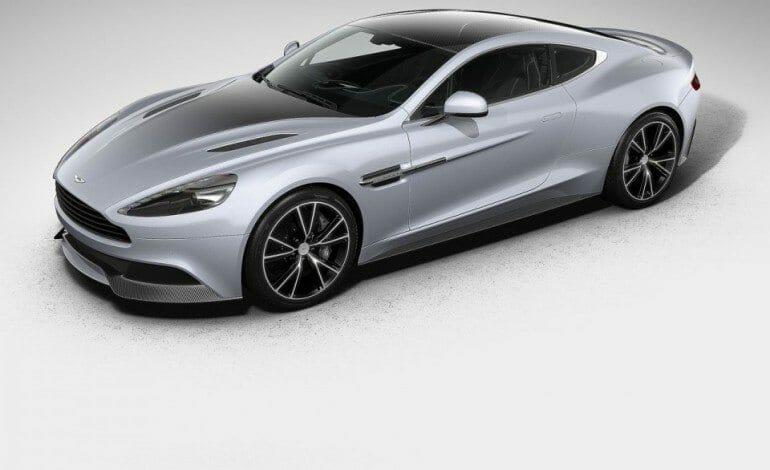 Aston Martin Vanquish, Centenary Edition