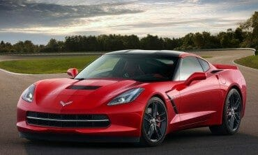 The All New 2014 Corvette Stingray