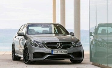 Official pictures and details of the 2013 Mercedes E63 AMG
