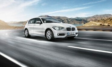 BMW takes two wins on the ÖKOTREND IER 2013