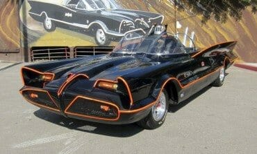 Batmobile sold for $4.6 Million at Barrett-Jackson