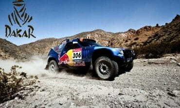 2013 Dakar Rally gets underway