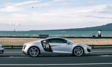 Giving the AutoClique NZ Audi R8 the Final Touch