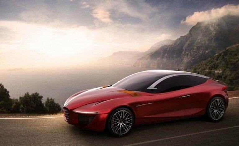 Alfa Romeo Gloria Concept unveiled Geneva Motor Show