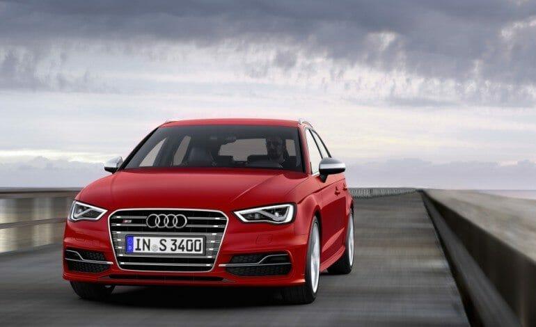 The New Audi S3 Sportback