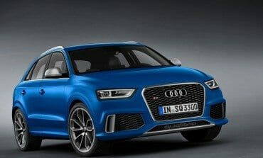 First RS model in the Q series - Audi RS Q3