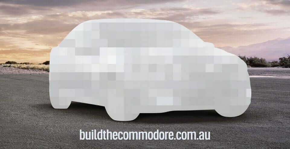 Build The Commodore Competition