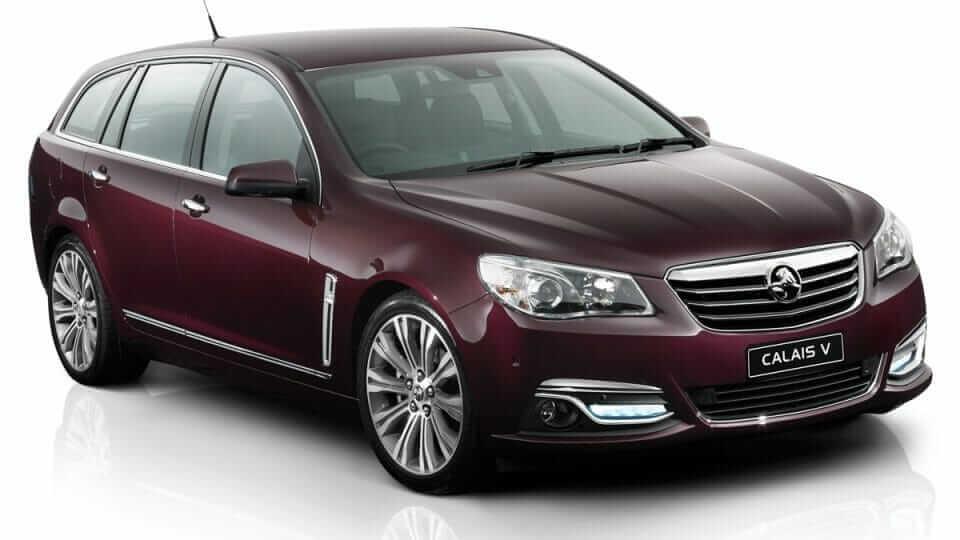 Holden VF CalaisV Sportwagon 01