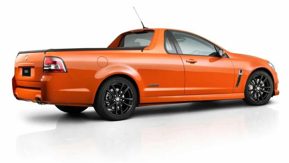 Holden VF SSV Ute 01