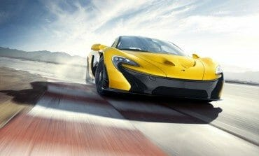 McLAREN P1 - The Official numbers and more photos
