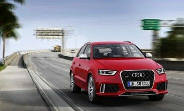 The New Audi RS Q3
