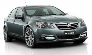 Holden's New VF Commodore Breaks Cover