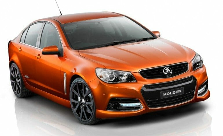 Holden's New Sport Luxury Show Car The VF Commodore