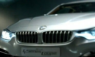 "BMW's new 4 Series Coupé TV Spot - ""Designed for Driving Pleasure"""