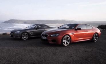 BMW M6 v Mercedes SL63 AMG - CHRIS HARRIS ON CARS