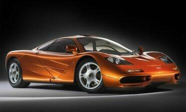 $1.7 million insurance claim to repair Rowan Atkinson's McLaren F1