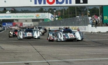Audi take first Hybrid Victory at Sebring