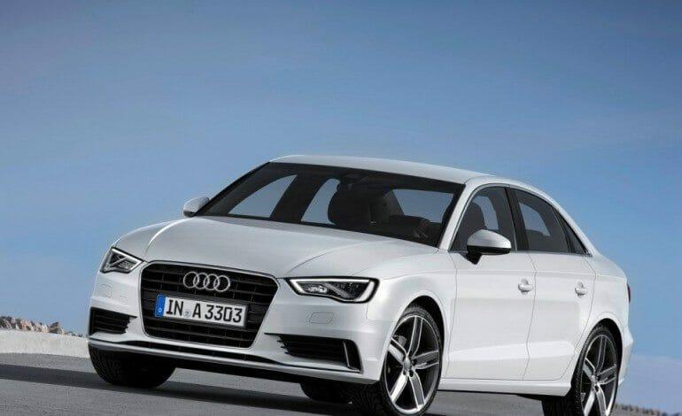 The New Audi A3 Sedan