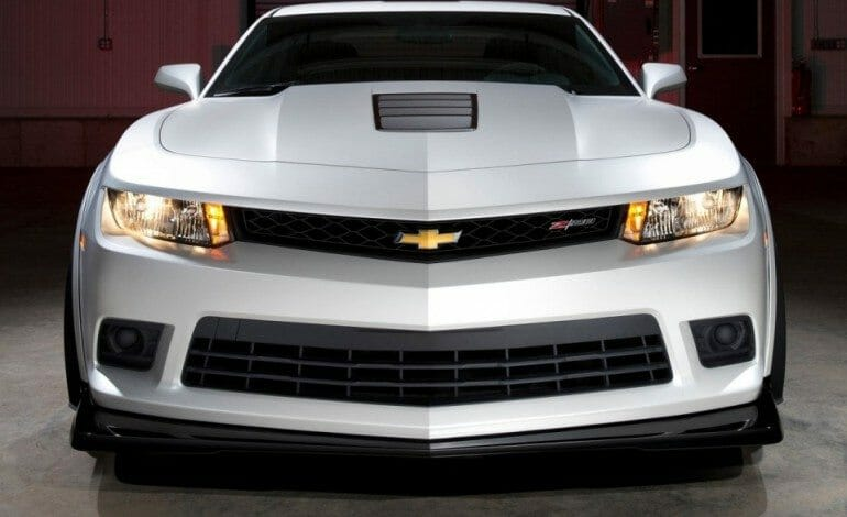 7 Litres of American Muscle – Chevrolet Camaro Z28