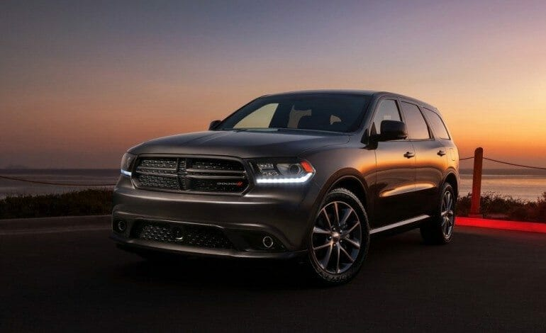 The 2014 Dodge Durango
