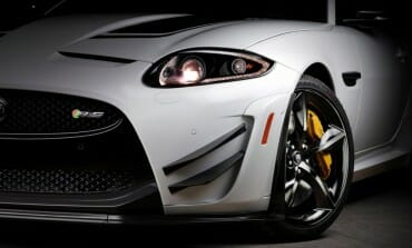 Jaguar XKR-S GT Unveiled in New York