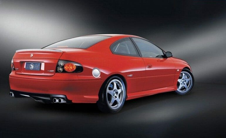 $900,000 for ultra-rare Holden Monaro